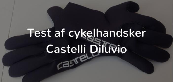 castelli test af cykelhandsker