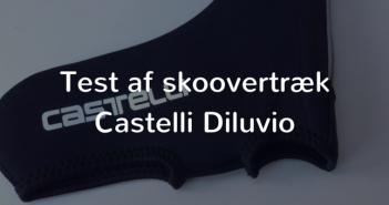 test af skoovertræk castelli diluvio
