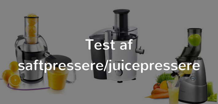 Saftpresser test – Hvilken juicepresser er bedst? - VeloVelo.dk