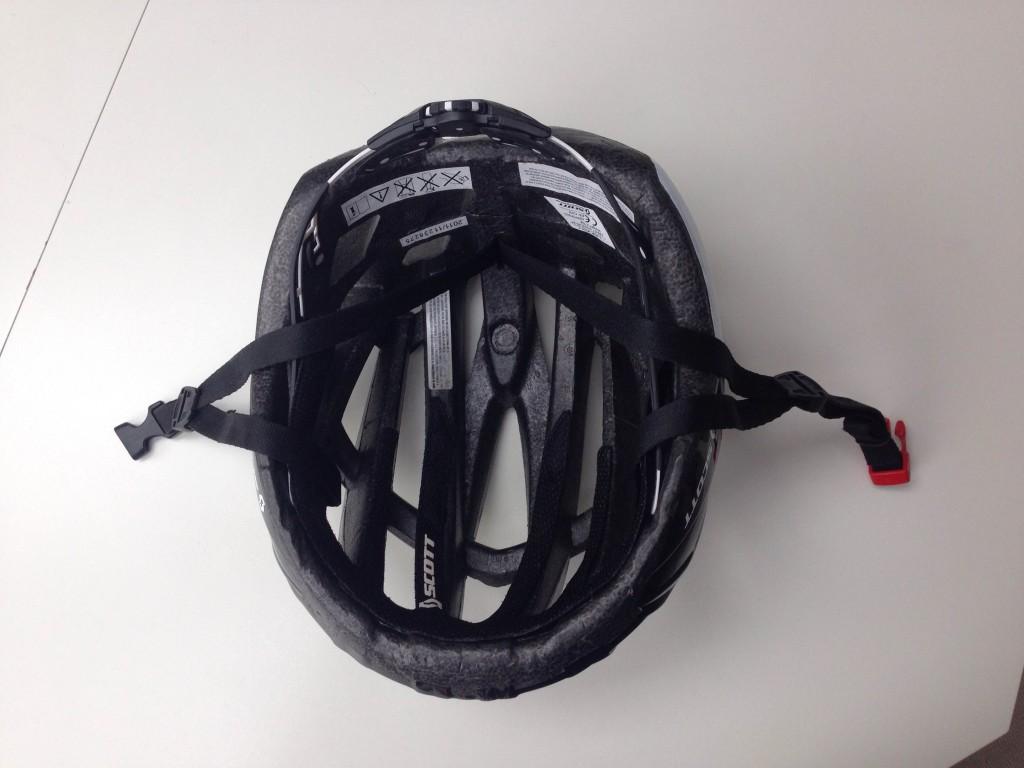scott cykelhjelm