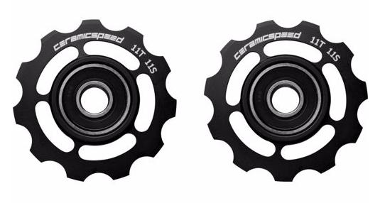 ceramicspeed pulley hjul