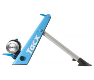 blue matic tacx hometrainer